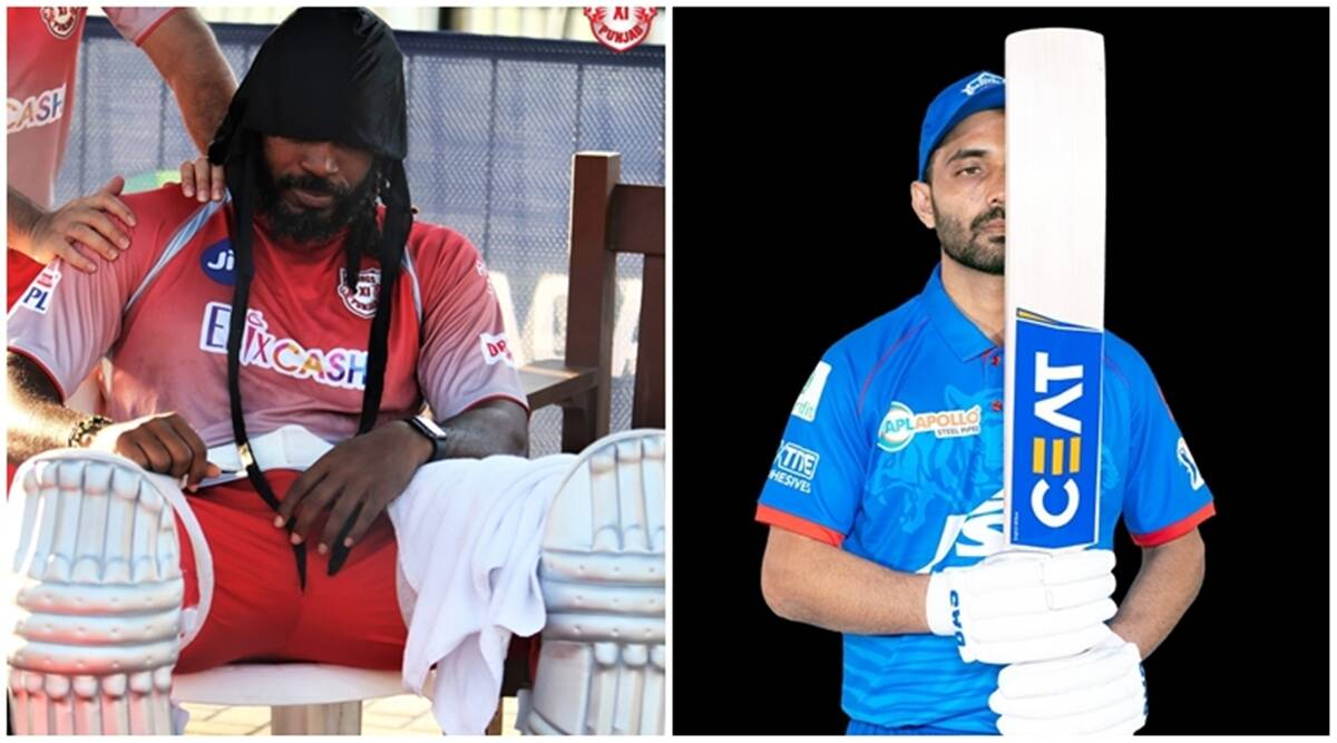 IPL 2020, DC vs KXIP: Chris Gayle, Ajinkya Rahane left on the bench