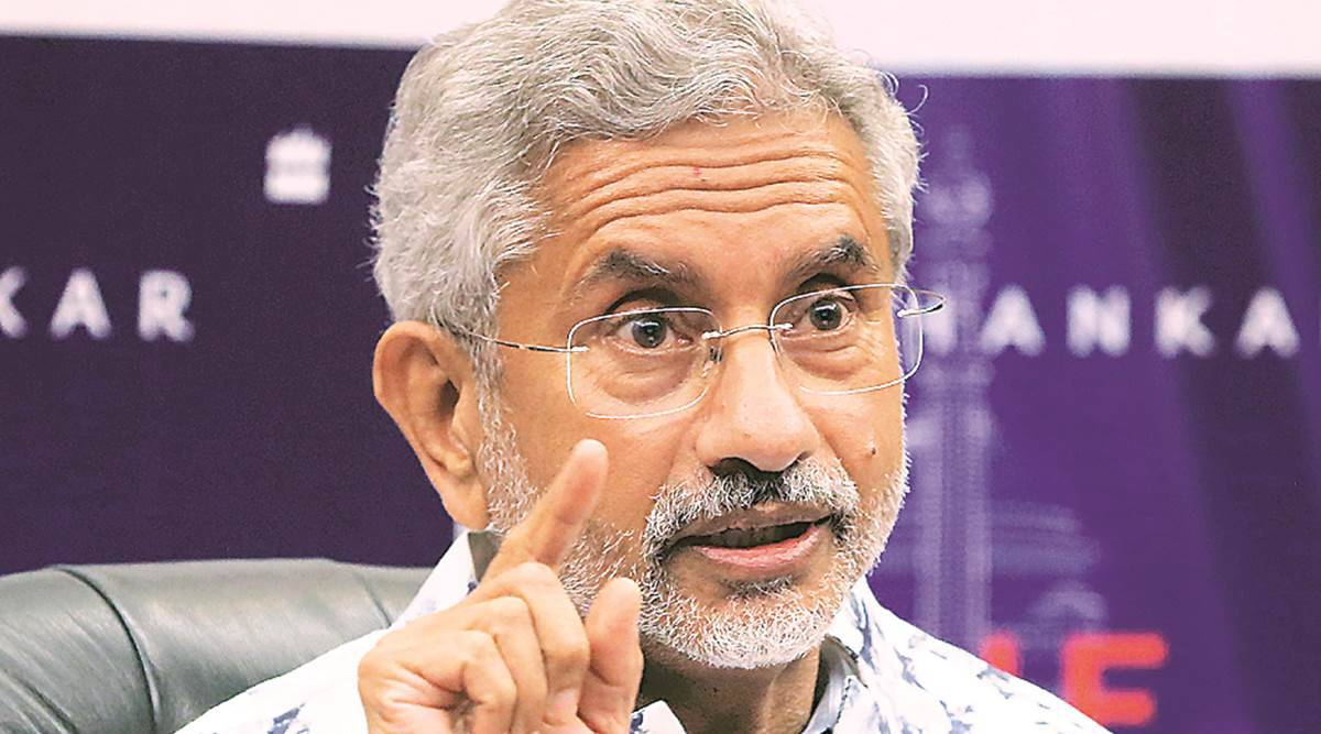 Jaishankar on India-China standoff in Ladakh: 'Serious situation… need deep conversations at political level'