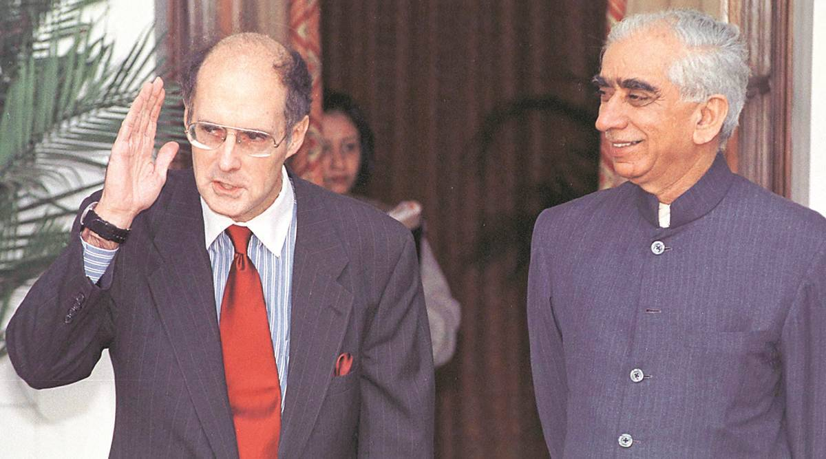 1998 Nuclear tests, Kargil: How Jaswant Singh redefined India vis-à-vis US, world