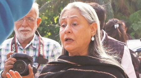 Jaya Bachchan, mumbai police, Ravi Kishan, drugs use in Bollywood, jaya bachchan security increased, mumbai news, indian express news