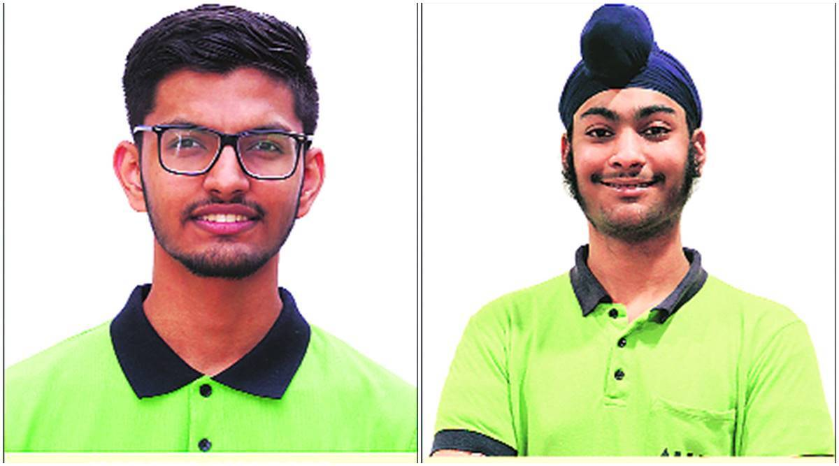 Tricity's JEE topper is a boy from Amritsar