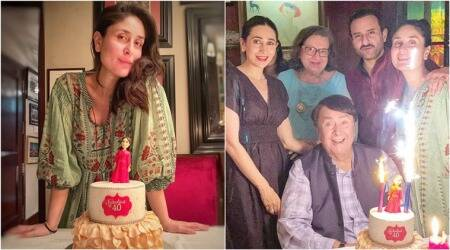 kareena kapoor birthday celebration