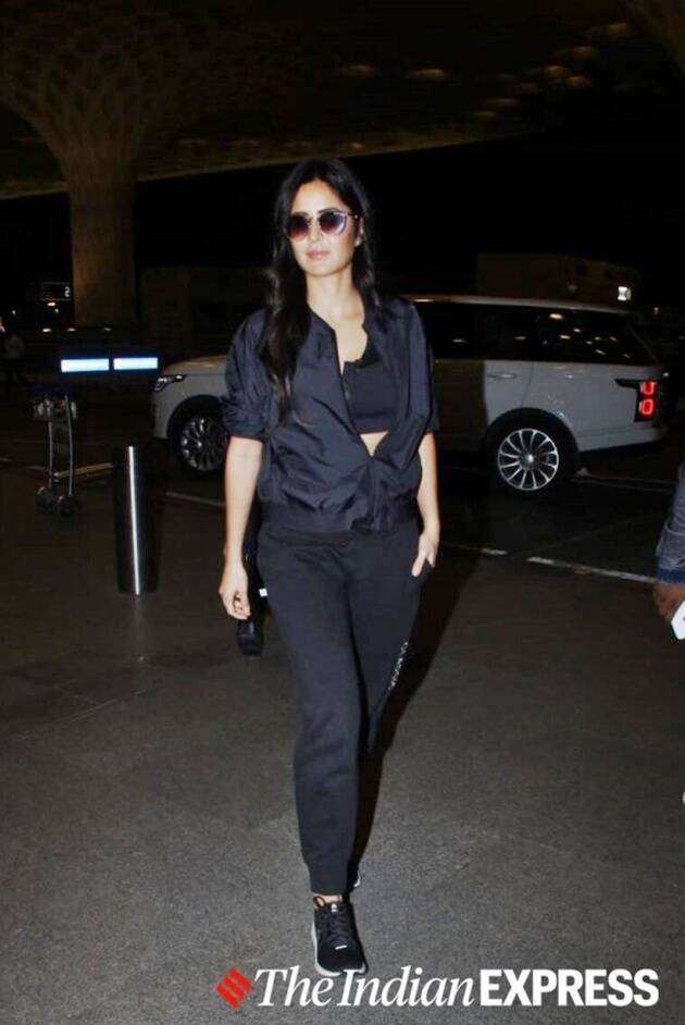 These 9 looks of Katrina Kaif in transit are proof that ...