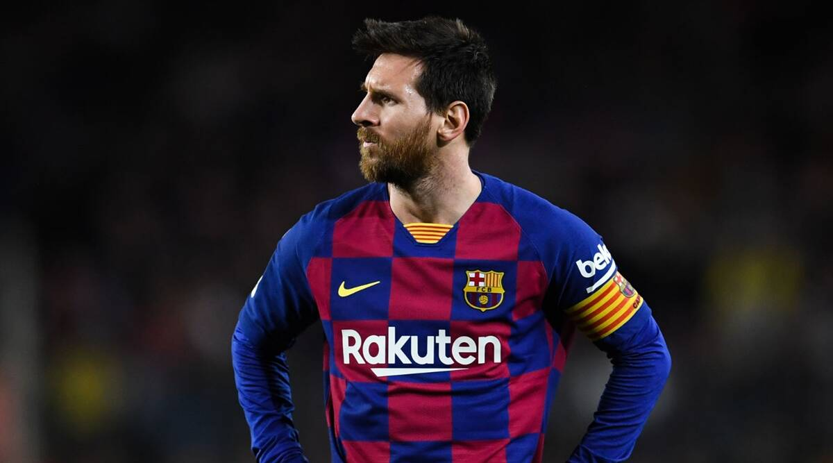 Lionel Messi Vs Barcelona The Reluctant Talisman Ends A War Without Winners Sports News The Indian Express