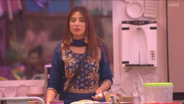 mahira sharma, bigg boss