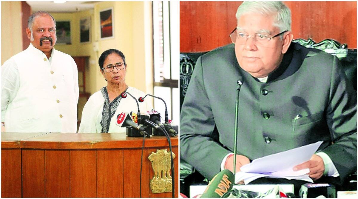 Act within constitutional mandate, 'anguished' Mamata tells Dhankhar