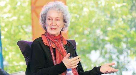 Margaret Atwood, Dayton Literary Peace Prize, Margaret Atwood Dayton Literary Peace Prize, Margaret Atwood books, Margaret Atwood the handmaid's tale, Margaret Atwood indian express lifestyle, Margaret Atwood indian express