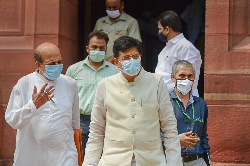 Parliament gears up for Monsoon Session amid pandemic