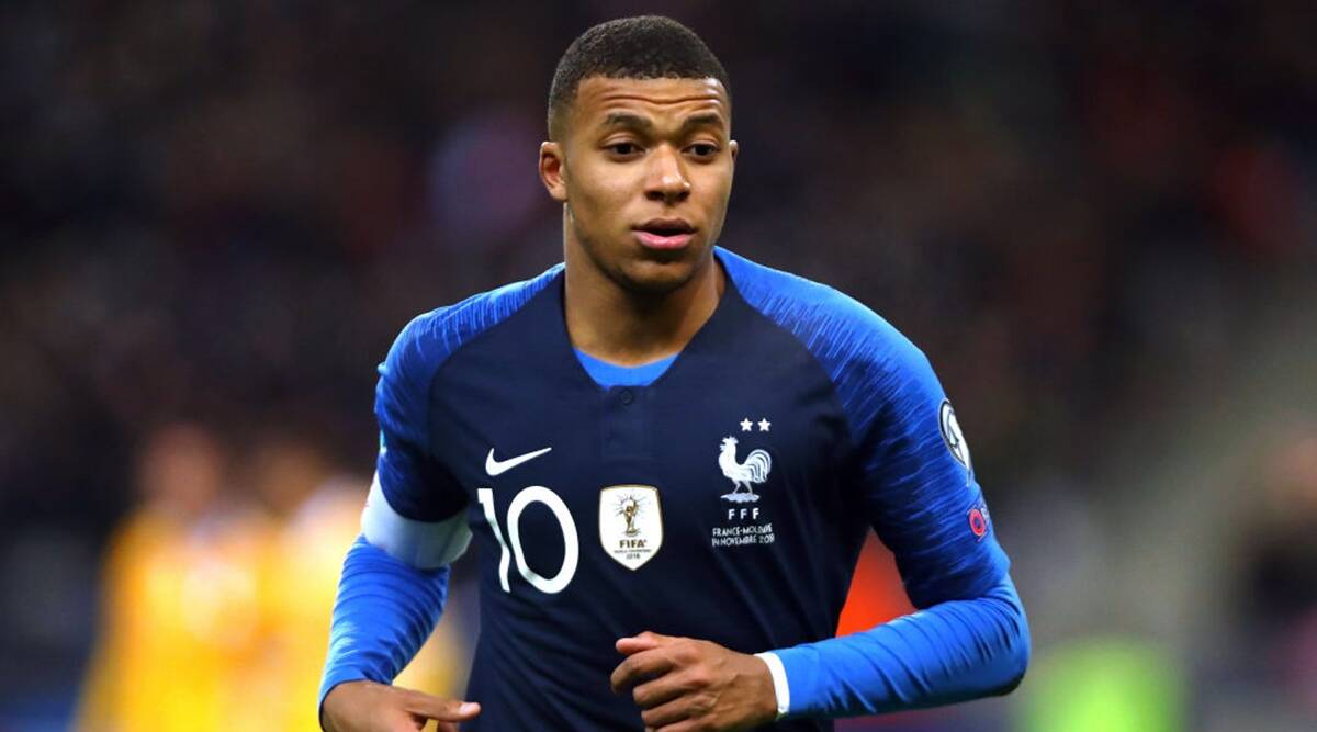 Kylian Mbappe Tests Positive For COVID 19 On International