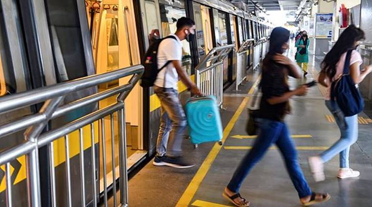 metro services resume, metro services resume in delhi, metro services resume in chennai, metro services resume in kolkata, metro services resume in bangalore, metro services resume in mumbai, metro service, delhi metro service, bangalore metro service, hyderabad metro services