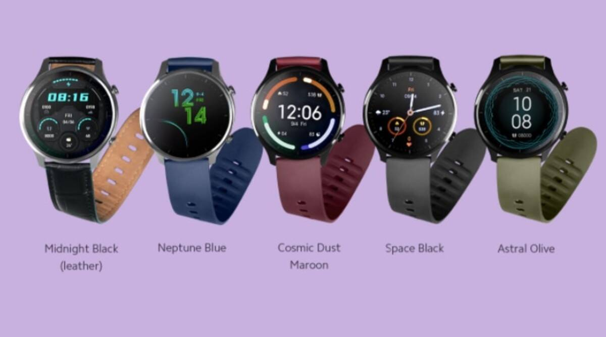 Xiaomi, Mi Watch Revolve, Mi Watch Revolve launched in India, Mi Watch Revolve top 10 features, Mi Watch Revolve features, Mi Watch Revolve specifications, Mi Watch Revolve price, Mi Watch Revolve new features