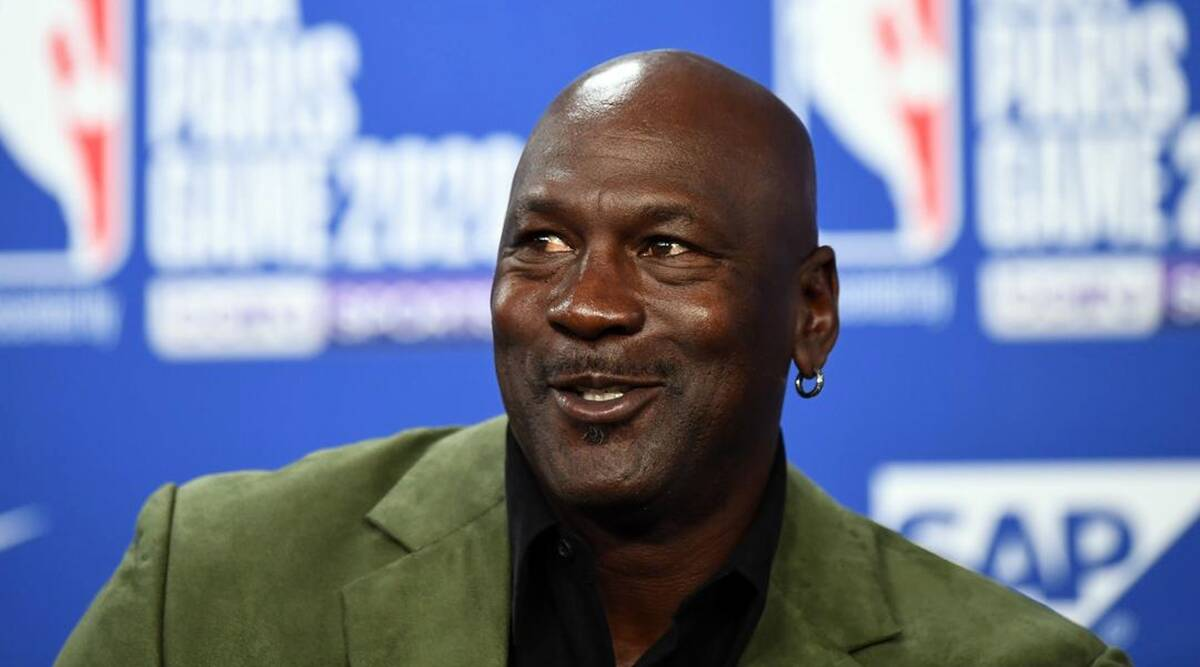 Michael Jordan form NASCAR team with Bubba Wallace as driver