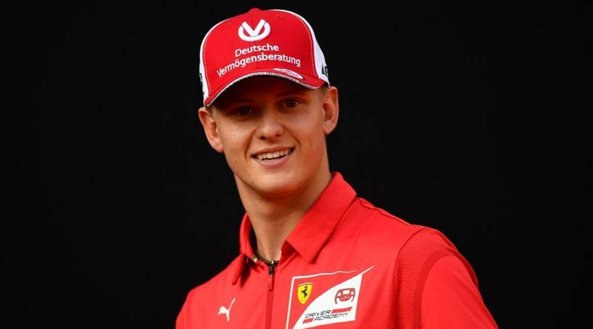 Michael Schumacher's son, Mick, sets reclaiming F1 win record as new target