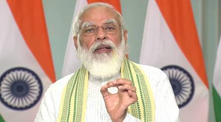Modi's birthday, Narendra modi, Narmada dam, Puja across gujarat, Indian express