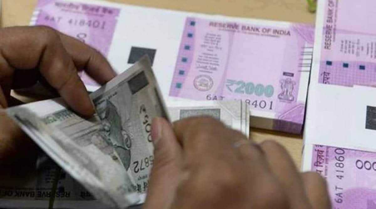 gujarat covid lockdown, gujarat gst, gujarat gst compensation cess, gujarat borrows 16,700 cr, gujarat cuurent fiscal year borrowings, indian express news