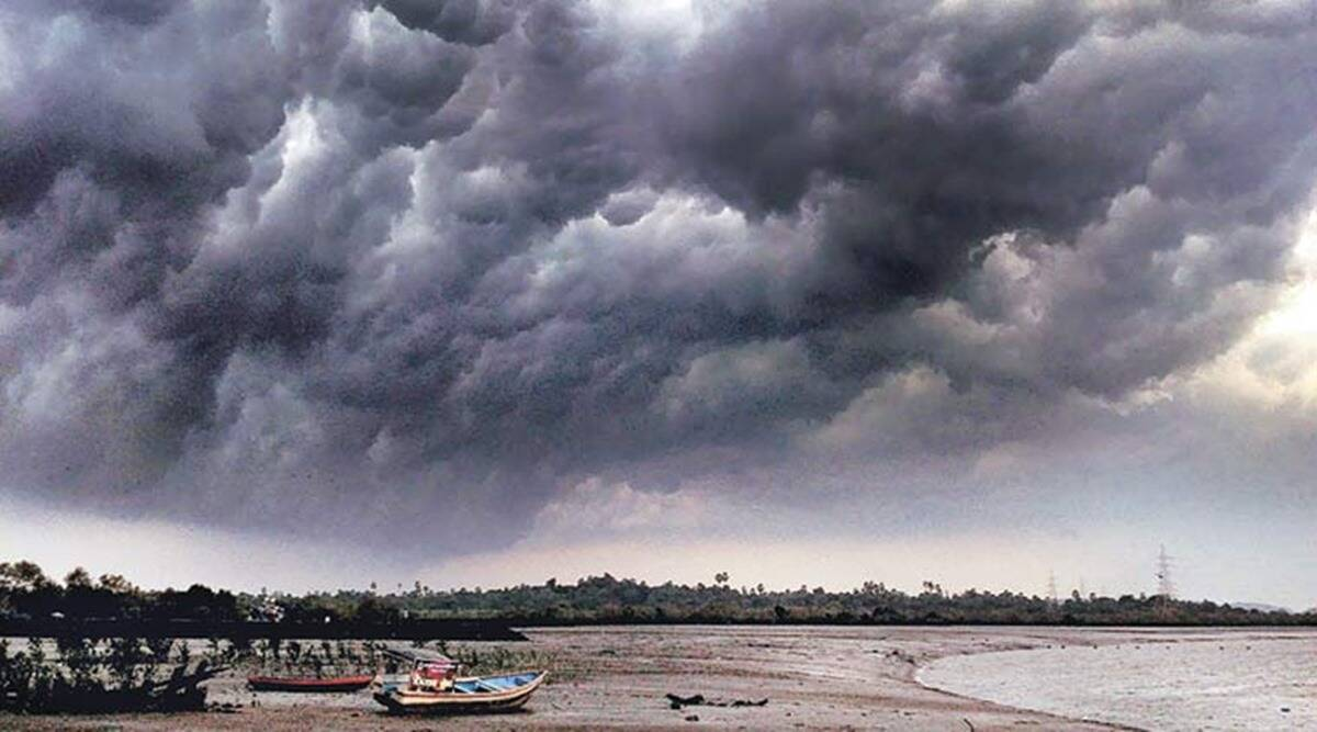 indian monsoon, maharashtra monsoon, southwest monsoon, monsoon withdrawal, imd, imd weather forecast, indian express news