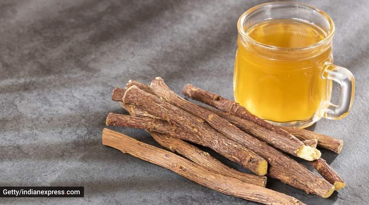 licorice, mulethi benefits, how to consume mulethi, what is mulethi, licorice side effects, man died due to licorice candy, US man dead licorice, indianexpress.com, indianexpress,