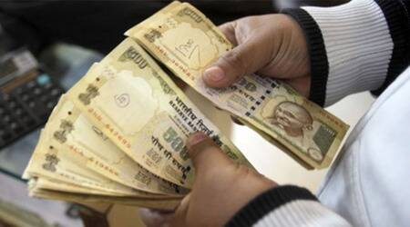 gujarat ats, gujarat demonetised notes, gujarat demonetised currency siezed, indian express news