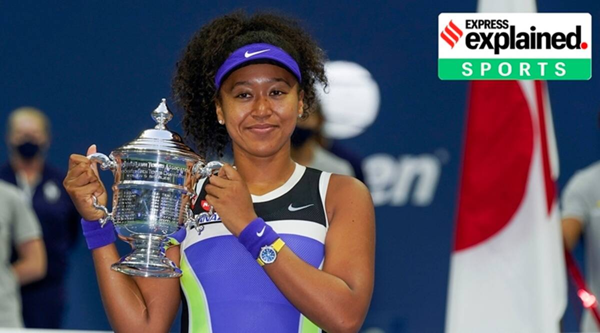 US Open: How Naomi Osaka plotted a gritty comeback against Victoria  Azarenka | Explained News,The Indian Express