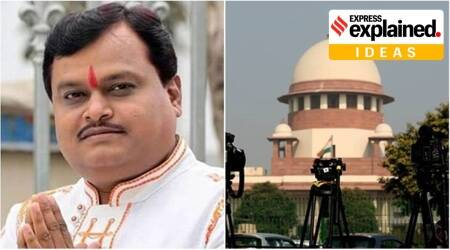 PB Mehta on sudarshan TV case, sudarshan news, sudarshan TV case, Suresh Chavhanke, Suresh Chavhanke case, UPSC jehad, SC on Suresh Chavhanke, bindas bol, indian express
