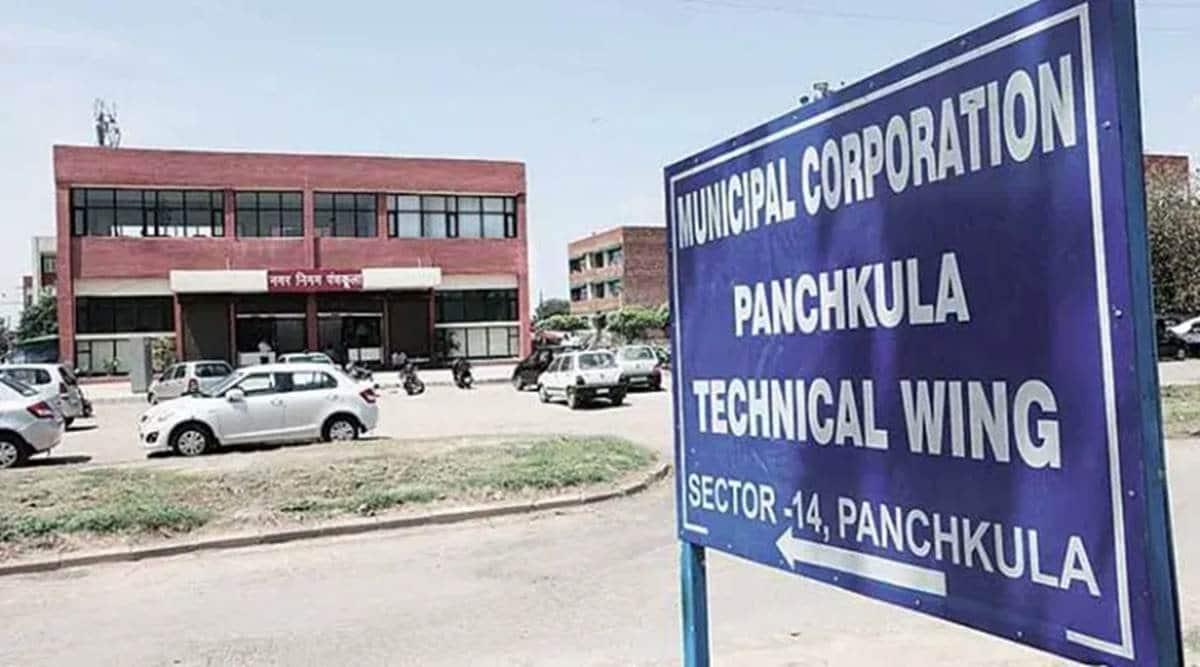Panchkula, haryana government, panchkula wards, panchkula wards division, Haryana Government Gazette, indian express news