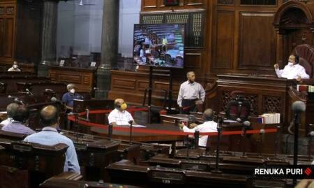 Monsoon, Covid session begins today, Govt lines up several Bills