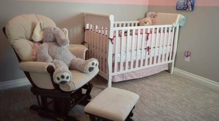 home decor, nursery, how to set up the nursery, nursery decor ideas for newborn babies, parenting, indian express news