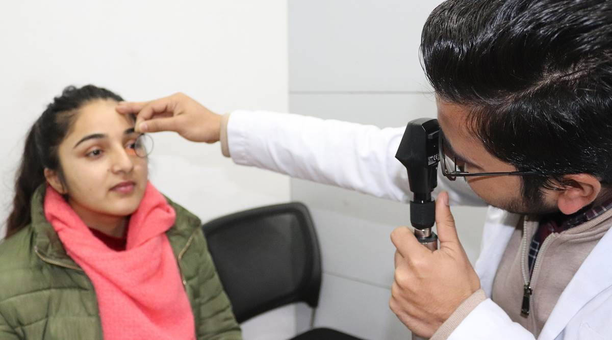 eye, eye health, caring for eyes, retina health, problems in the retina, age related eye conditions and solutions, indian express news