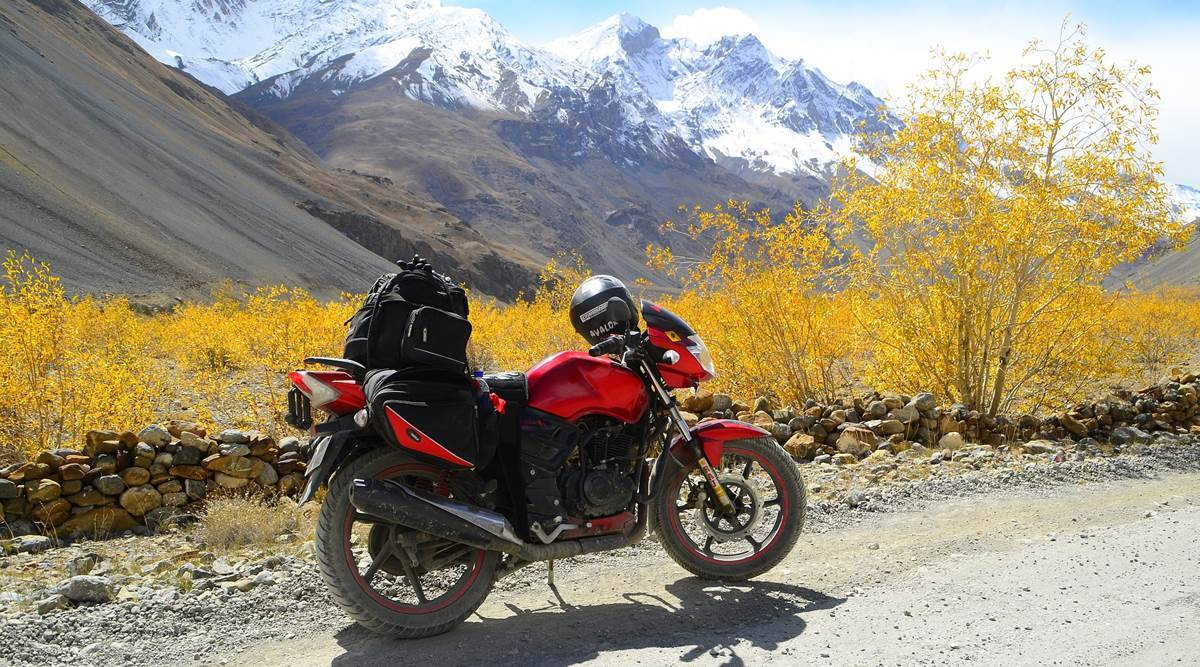 Spiti Valley, travelling to Spiti Valley, COVID-19 pandemic, Himachal Pradesh, Spiti Valley tourism, indian express news