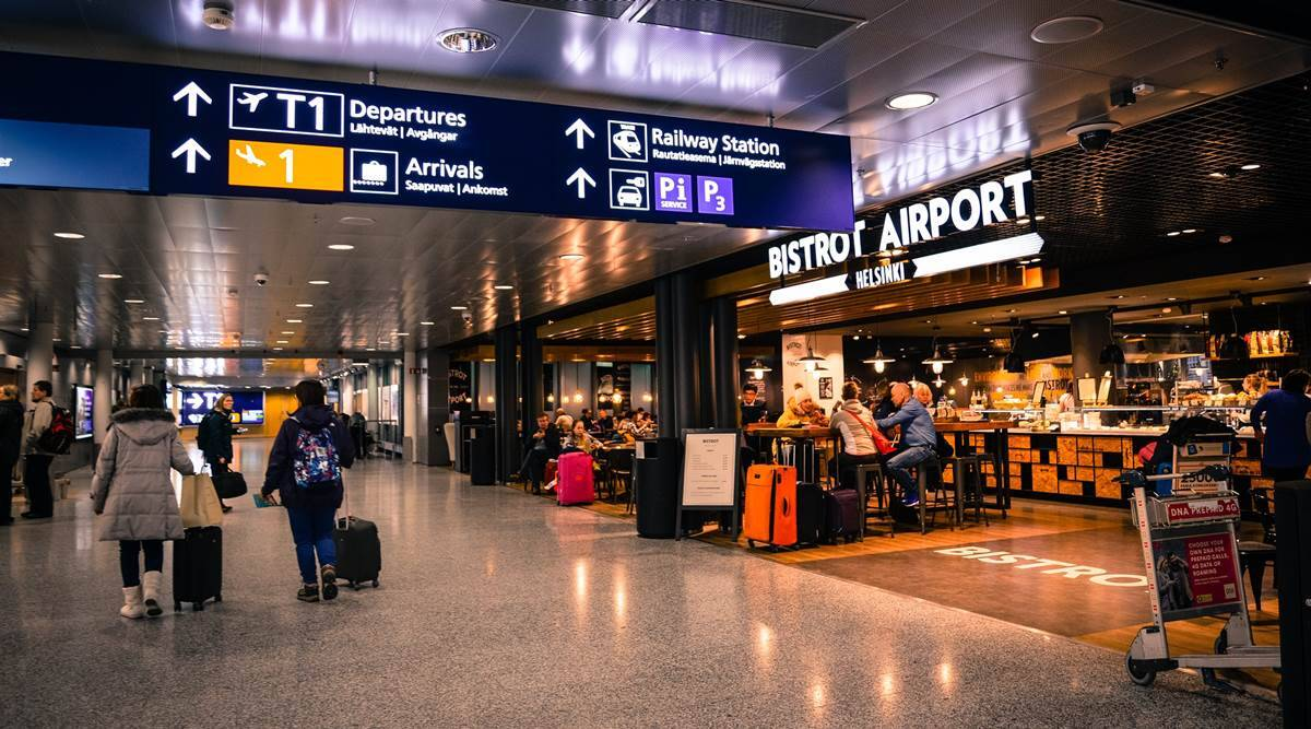 scent, dogs, detecting coronavirus in Helsinki Airport using sniffer dogs, sniffer dogs and coronavirus detection, indian express news