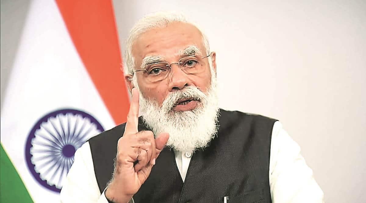 prime minister narendra modi, narendra modi, pm modi, sambit patra, narendra modi birthday, manmohan singh, bjp, pm modi news