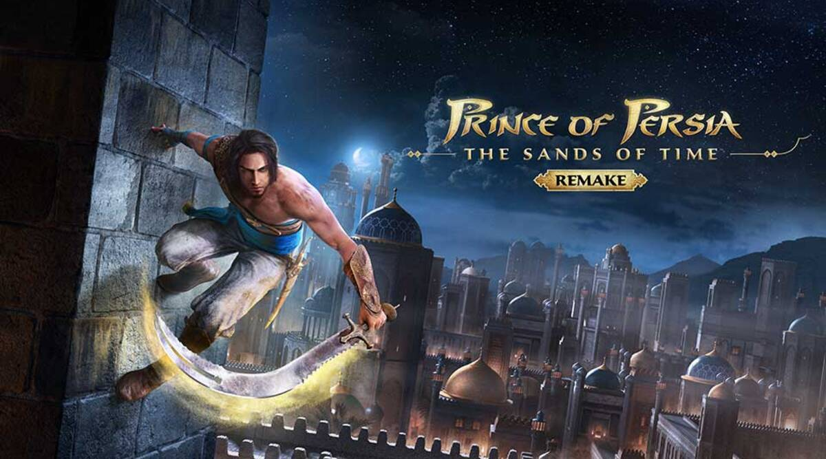 Price of Persia, Price of persia the sands of time remake, ubisoft mumbai pune, price of persia game, price of persia remake