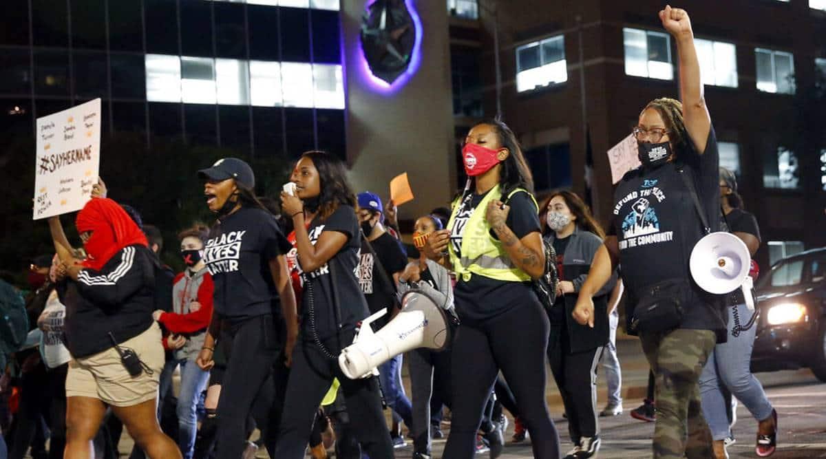 Louisville protests, Louisville protests arrests, Louisville protests police officers killed, Breonna Taylor, Breonna Taylor ruling, Breonna Taylor case