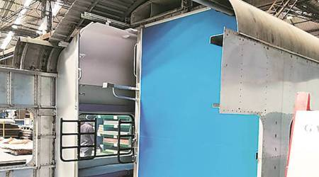 Indian railways, AC trains, Train coach upgrade, railway sleeper class, railways AC trains, train coach redesigning, India news, indian express