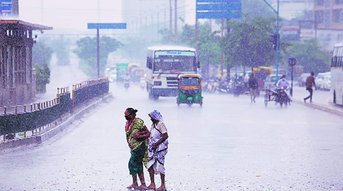 gujarat monsoon, gujarat rains, gujarat weather forecast, imd gujarat weather forecast, gujarat news, indian express news