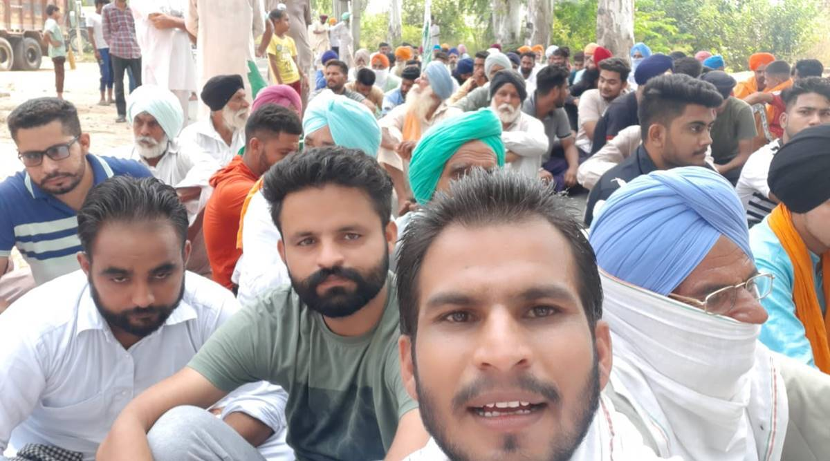 Punjab: Unemployed youths, young farmers take centre state at protest sites