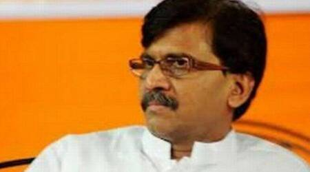 sanjay raut, bihar elections, covid in bihar, sanjay raut questions on bihar election timing, election commission of india, indian express news