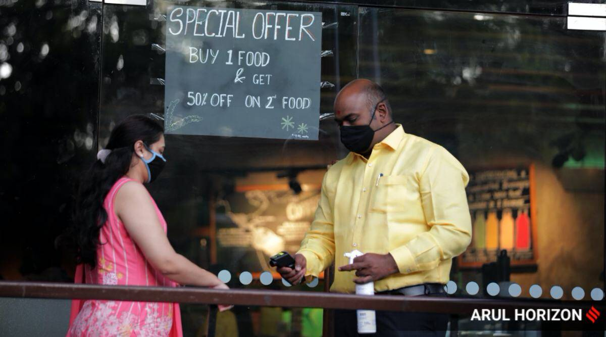 SOP for restaurants, cafes in Maharashtra: 1 m distance between two tables must, buffets not allowed for now