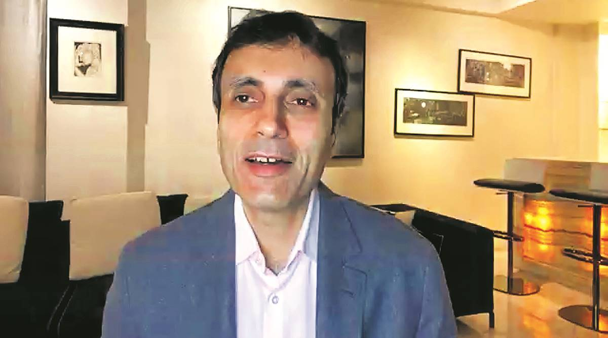 Ruchir Sharma at Express e-Adda: In this country, the link between politics and economics is very loose
