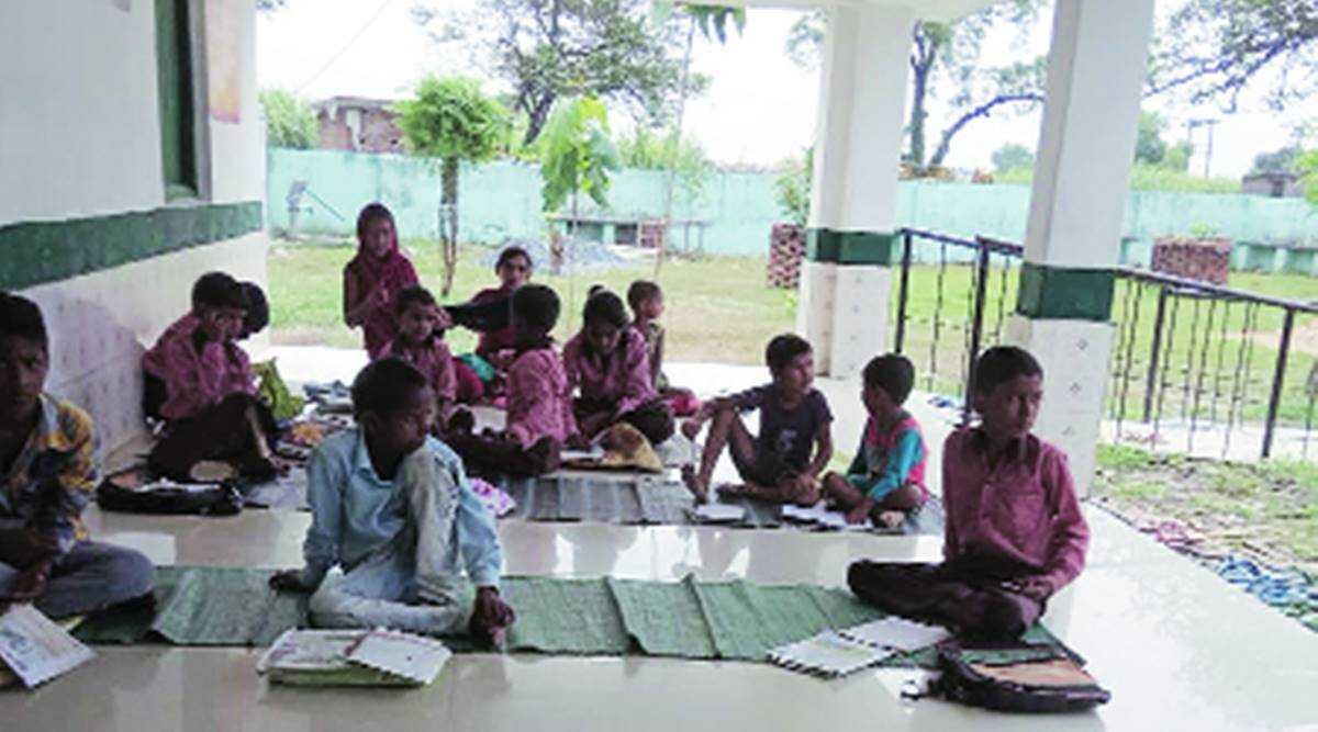 Deoria school open for last 1 month, finds probe after photos go viral