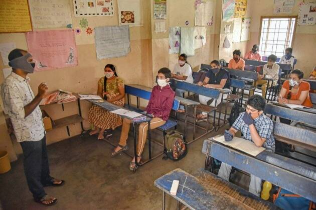 SOPs for reopening schools, school reopening, health ministry, indian express