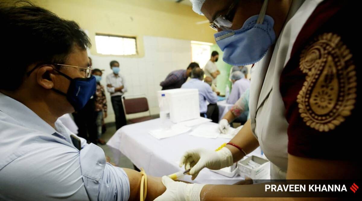 Coronavirus cases, Covid test, Sero survey, Pune news, Indian express news