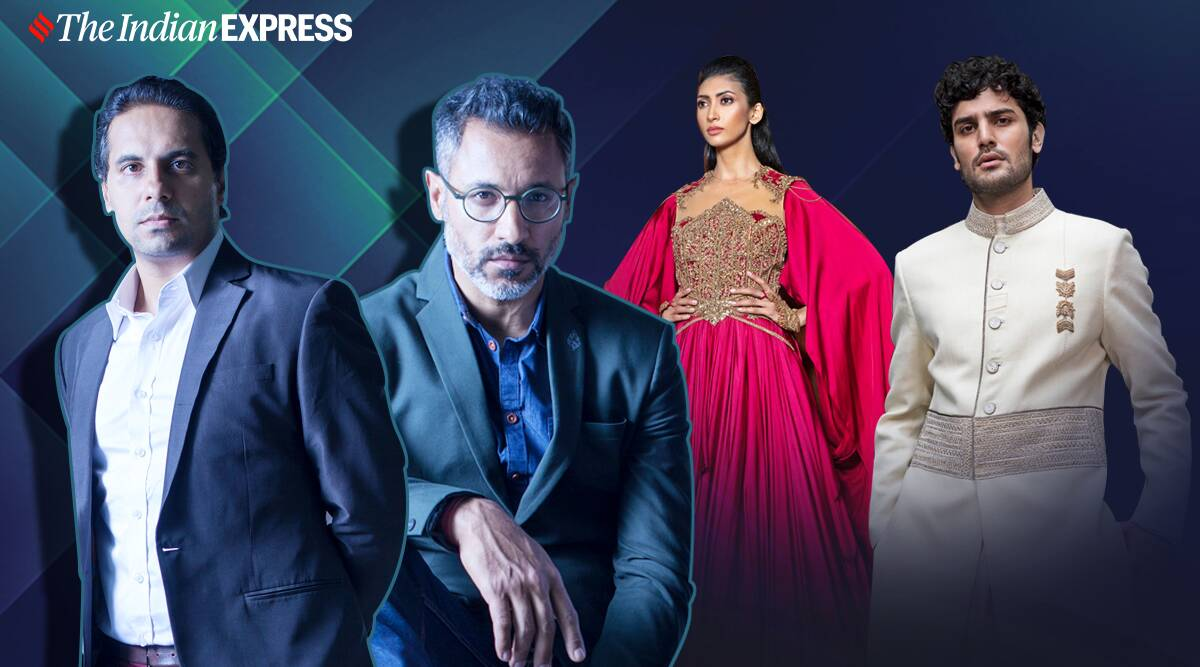 Sibling couturiers, Shantanu and Nikhil talk about their eponymous label's latest collection 'Resurgence' where they revisited their classics such as goth-like applique work along with classical zardosi and more which was showcased at the ongoing ICW 2020.
