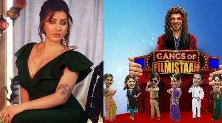 shilpa shinde, gangs of filmistaan