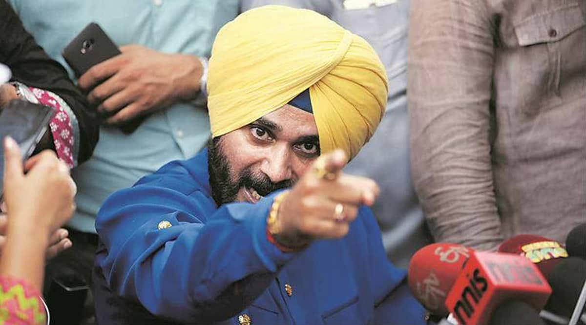 Navjot Singh Sidhu, Navjot Singh Sidhu youtube channel, agri bills, punjab farmers, punjab farmers agri bills protest, indian express news