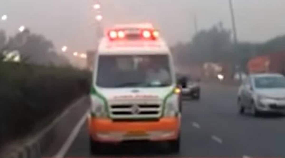 Ajit pawar, pune covid, pune oxygen tankers, pune oxygen tankers sirens, sirens on oxygen tankers, indian express news