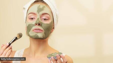 Easy homemade packs for glowing skin, glowing skin face packs, how to get a glowing skin, radiant skin, skincare tips, indianexpress.com, indianexpress,
