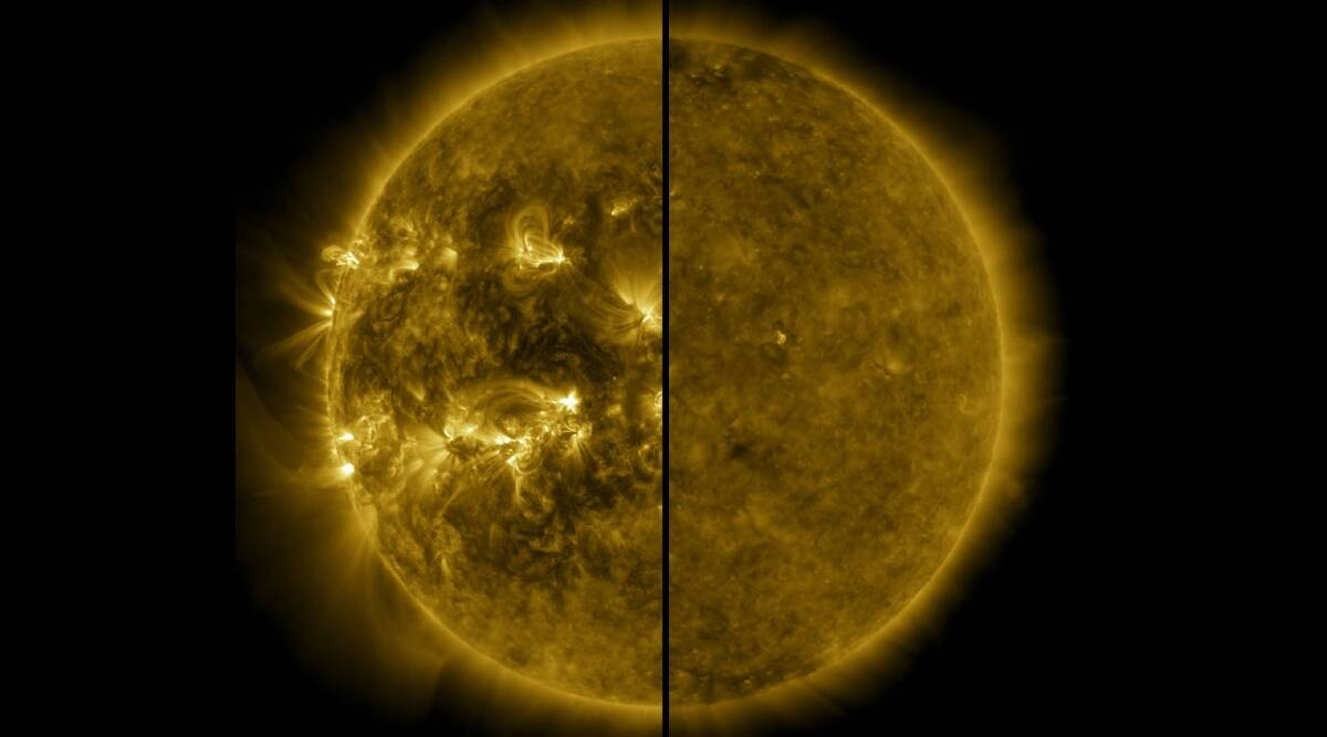 Solar Cycle 25: What is it, How will it affect our lives - The Indian Express