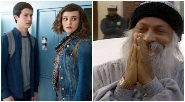 13 reasons why and osho series