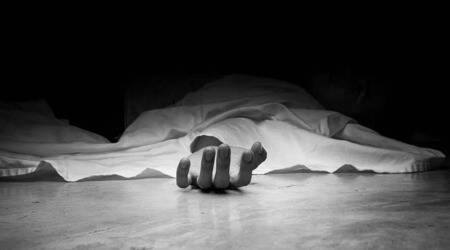delhi police jail suicide, Samaypur Badli police station suicide, Samaypur Badli police station man kills self, delhi police, delhi city news